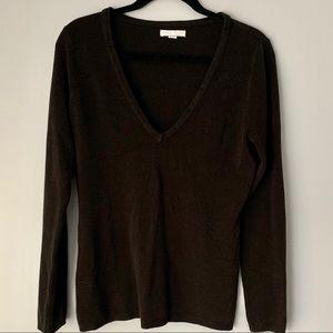 New York & Company V-Neck Sweater